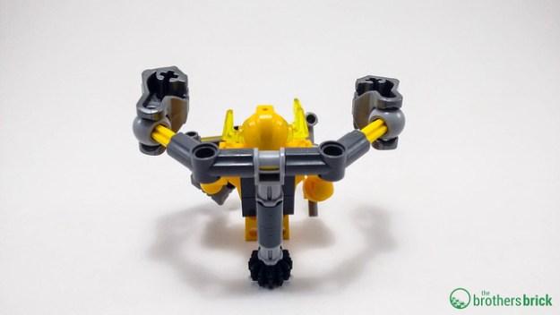 70336 Ultimate Axl