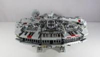 Custom LEGO Star Wars: Millennium Falcon (2) | Back view ...