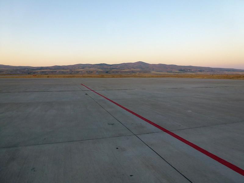 Turquie - jour 22 - Dernier jour en Cappadoce - 097 - Nevşehir Kapadokya Havalimanı
