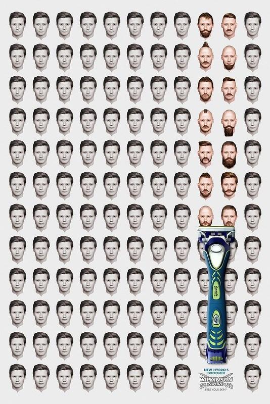 Wilkinson Sword Hydro 5 Groomer - Faces 2