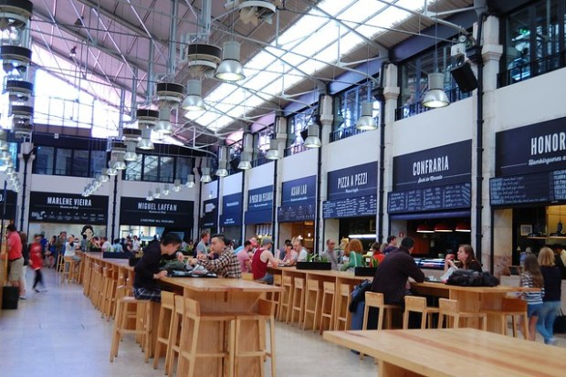 Mercado da Ribeira | Two Free Days in Lisbon | No Apathy Allowed