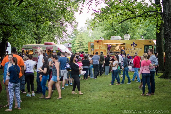 Tower Grove Park Food Truck Friday