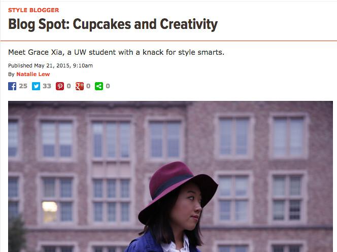 Seattle Met Magazine Shop Talk blog Cupcakes and Creativity