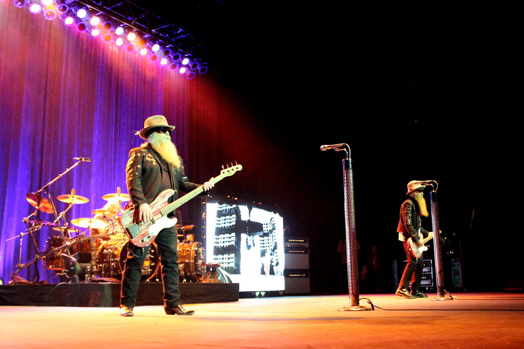 ZZ Top 2015 Visit El Paso Flickr