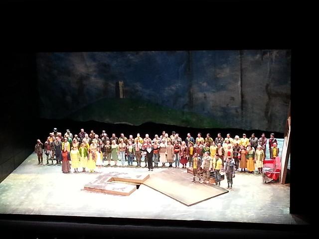 Opera Bastille - Le Roi Arthus