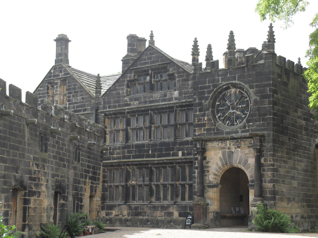 17thcentury East Riddlesden Hall manor house  Keighley   Flickr