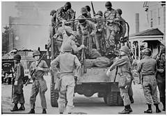 Guard Arrives in Cambridge: 1967