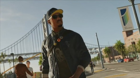 Watch Dogs 2 Open World