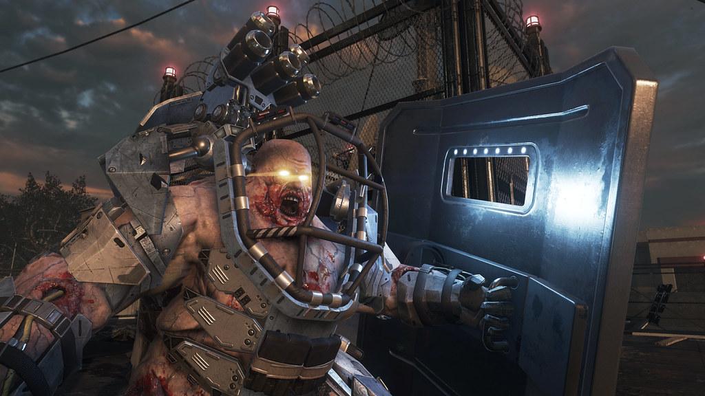 Beast 3d Wallpaper Call Of Duty Aw Ascendance Call Of Duty Advanced
