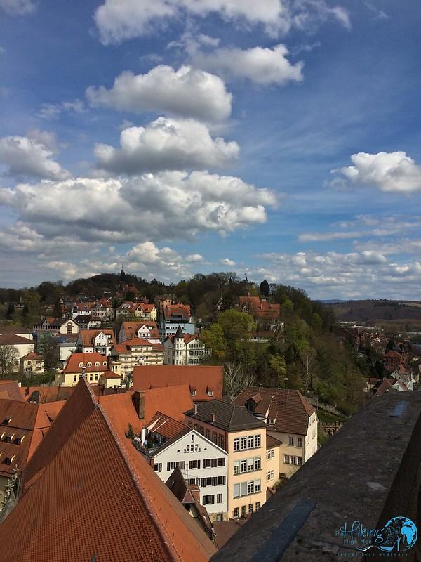Tübingen Die besten Tipps für deinen romantischen Kurztrip - Tübingen von oben