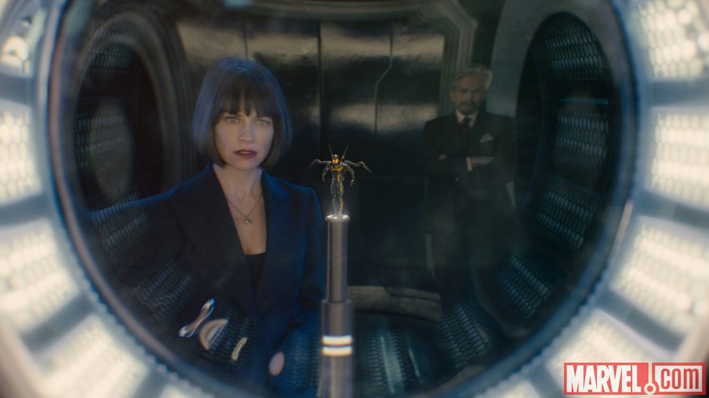 Marvel Enlists Two Writers For Ant-Man and the Wasp 1