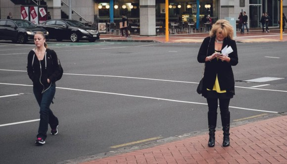 Boots and Sneakers - Auckland - 2015