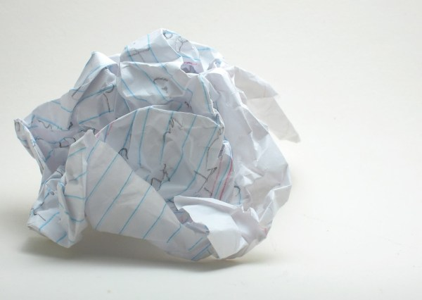Don't bother digging out leftover foolscap paper from your days as a schoolkid - get proper letter-writing paper! (Source: Shutterstock)