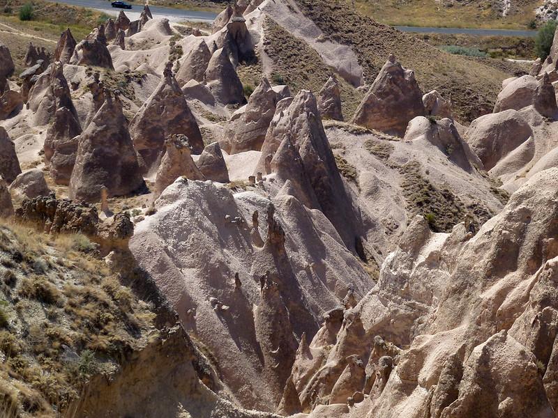 Turquie - jour 22 - Dernier jour en Cappadoce - 069 - Aktepe-Ürgüp Yolu
