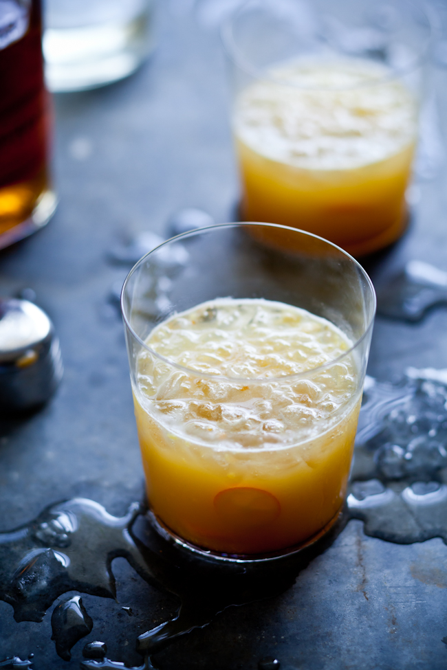 Blog de Kumquat Bourbon Sour