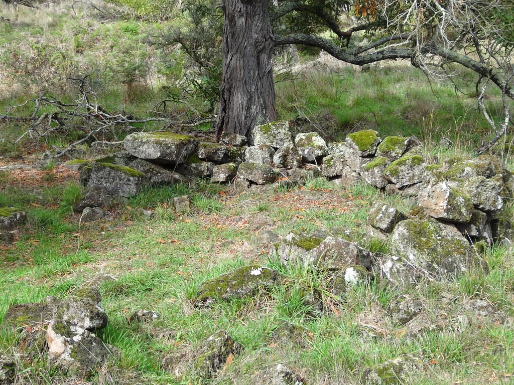 Lake Condah Remains of 1700 year old Aborginal stone hou  Flickr