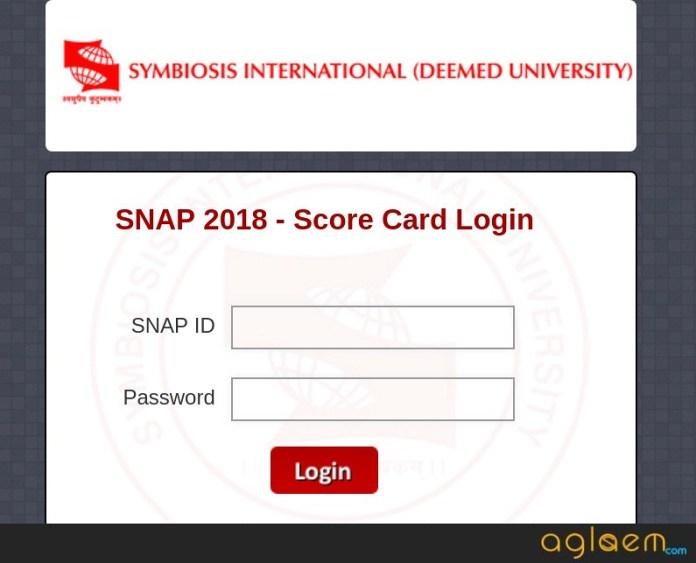 SNAP 2019 Result