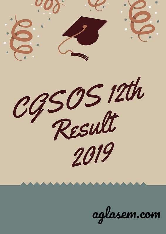 CG Open 12th Result March 2019