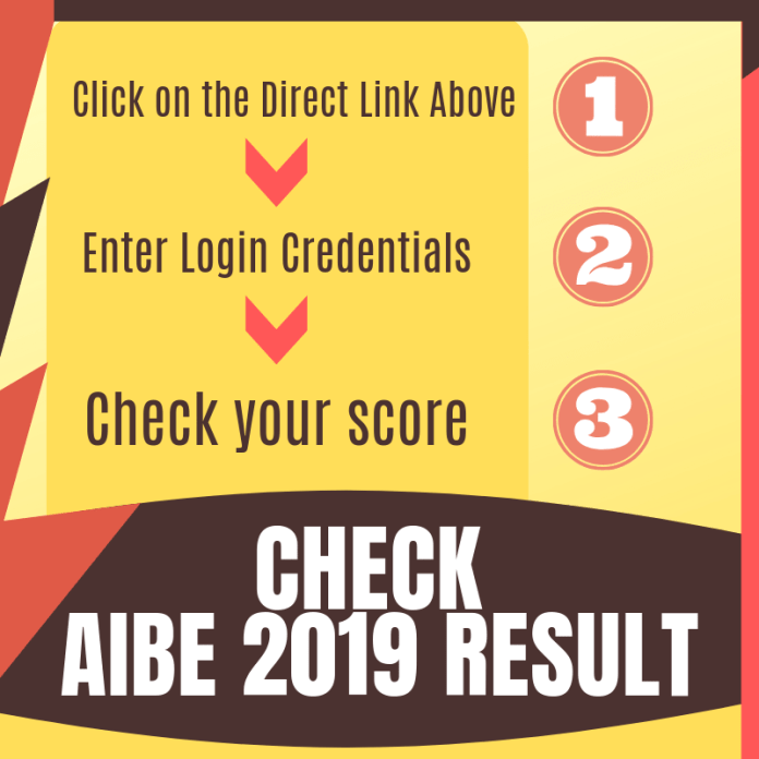 AIBE 2019 Result - Steps for checking Result