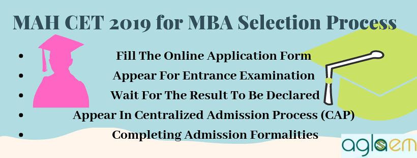 MAH MBA CET 2019 | DTE MBA Exam: Result, Merit List