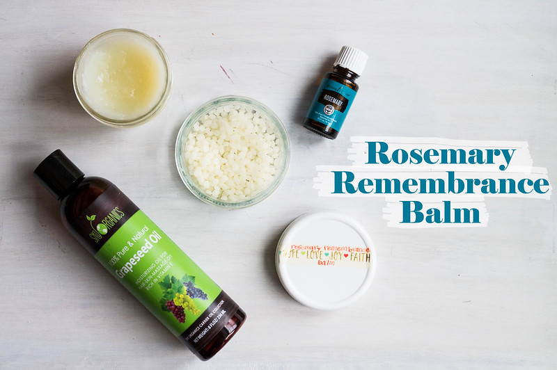 Rosemary Remembrance Balm