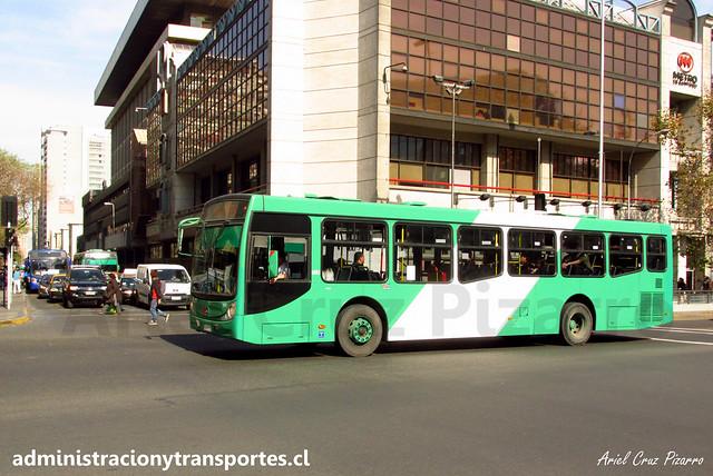 Transantiago 315e | Buses Vule | Caio Mondego H - Mercedes Benz / FLXL77