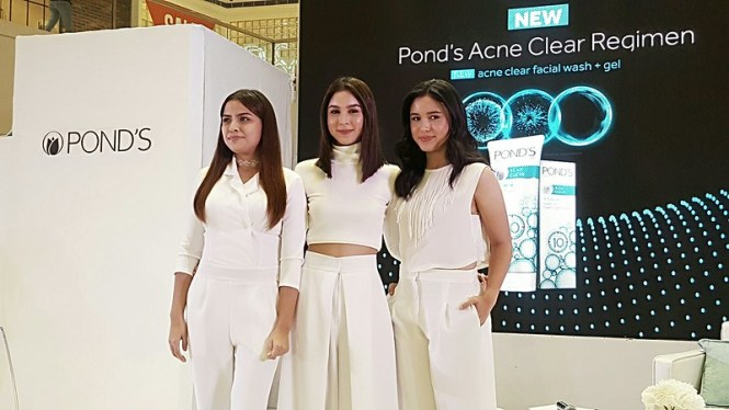 #pondsacneclear how to get rid of. Modern acne
