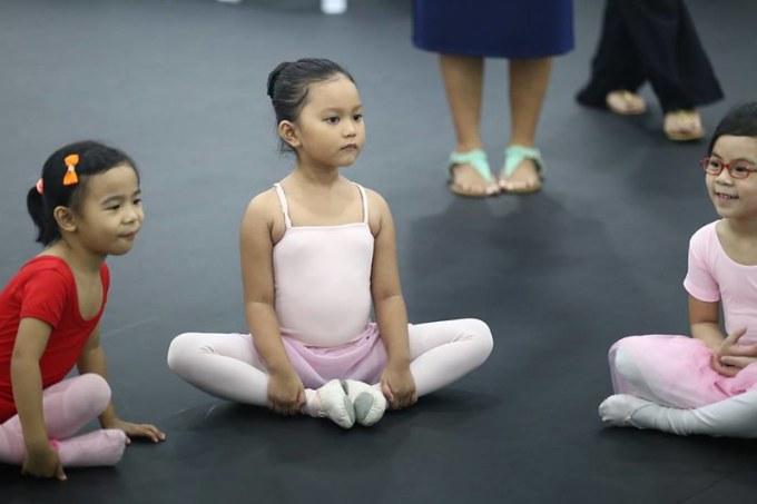 ballet lessons for kids at ballet manila