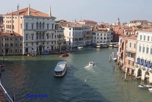 Vistas desde museo Ca' Rezzonico