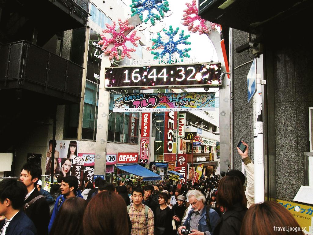 Takeshita Dori 2 - travel.joogo.sg