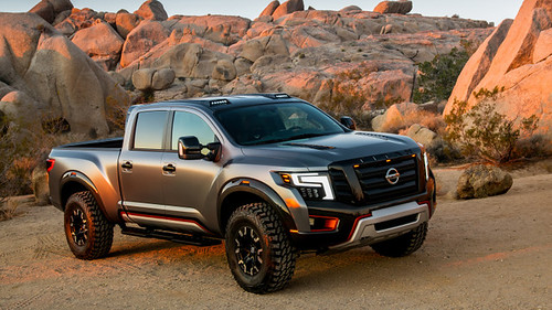 Review de la Nissan Titan Warrior