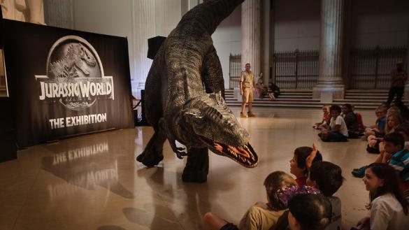 Jurassic World: The Exhibition (Melbourne Museum)