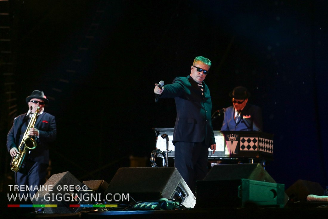Madness at the Belsonic