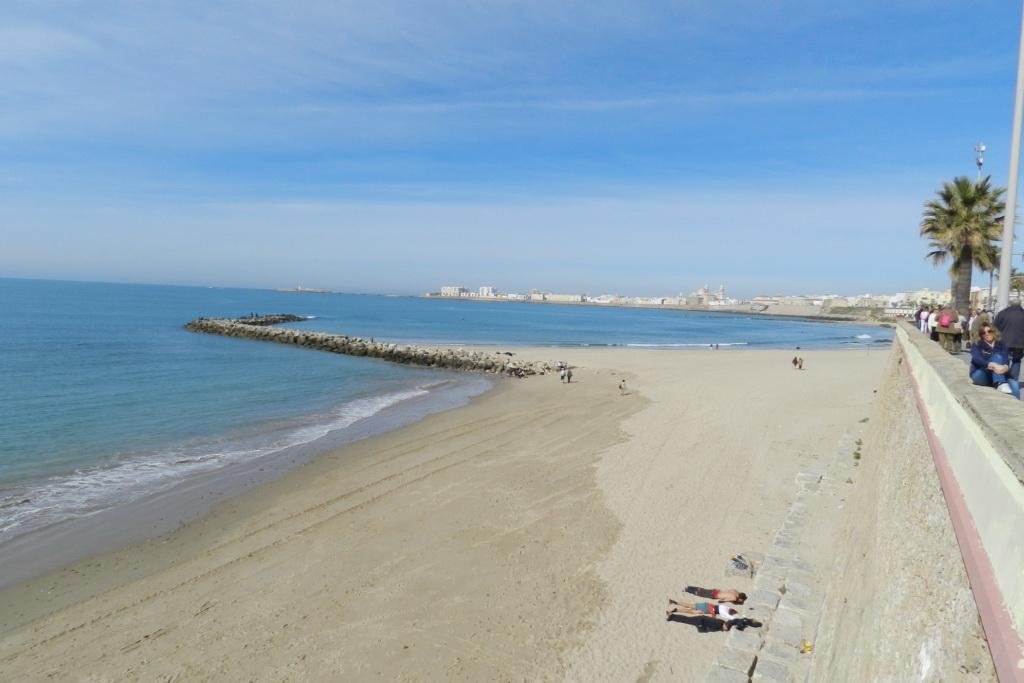 Cadiz Playa de Santa María del Mar 03