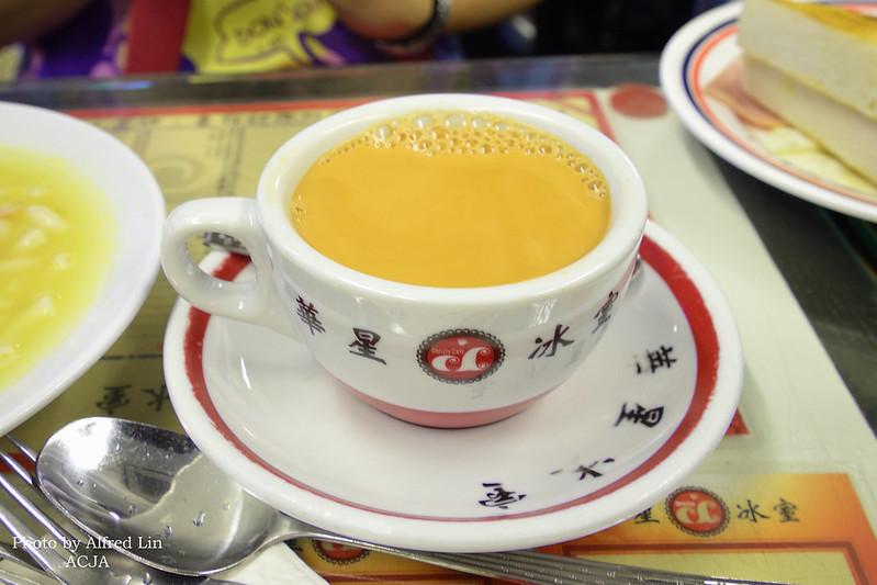 [遊香港] 華星冰室~營養早餐組合~炒蛋/多士/通粉/豬扒包~旺角美食 @ ACJA 生活旅遊點滴 :: 痞客邦