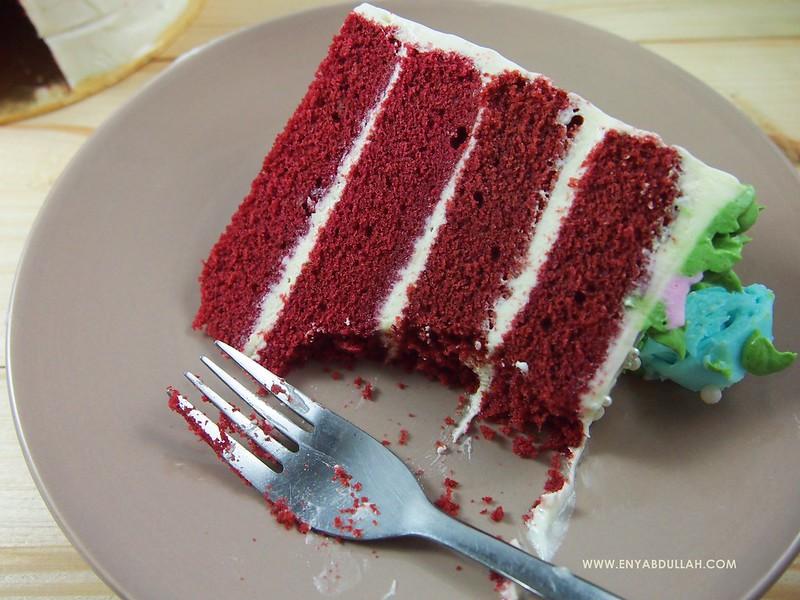 Koleksi Resepi kek velvet - Foody Bloggers