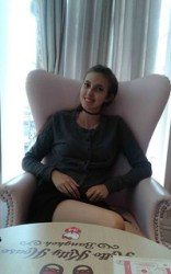 Me in HK chair