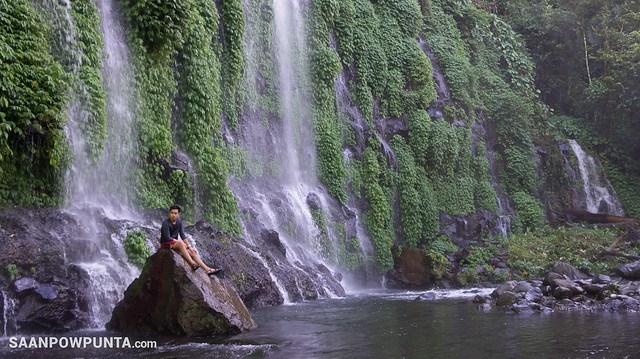 Asik-asik Falls, Alamada, Cotabato