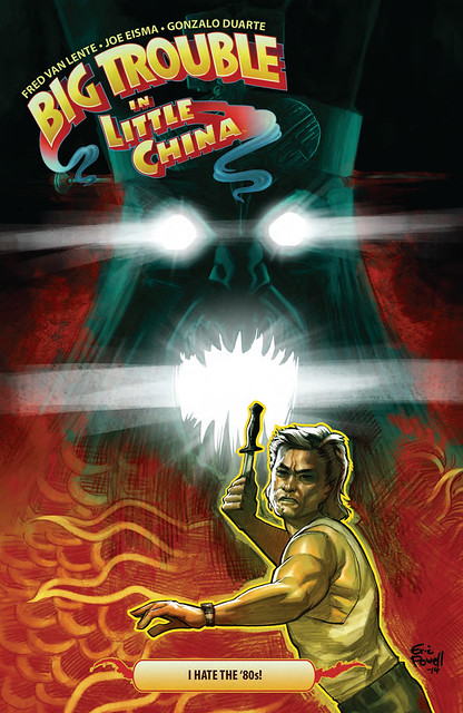 29717848401_63851fbc05_z ComicList Preview: BIG TROUBLE IN LITTLE CHINA VOLUME 4 TP