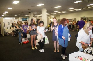 Queue for Dawn Kurtagich