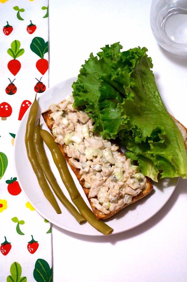 Chicken Salad | thelittleredspoon.com