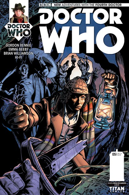 29281044713_d2029320dd_z ComicList Preview: DOCTOR WHO THE FOURTH DOCTOR #5