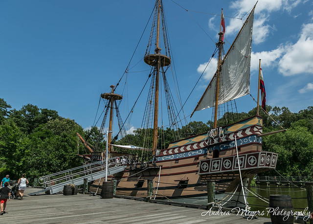 The Susan Constant - Andrea Meyers