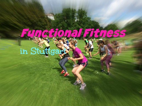 Functional Fitness in Stuttgart