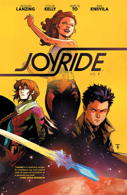29718207601_4a6393d5a7_z ComicList Preview: JOYRIDE VOLUME 1 TP