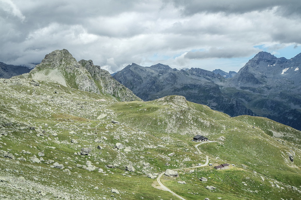 Rifugio Grand Tournalin