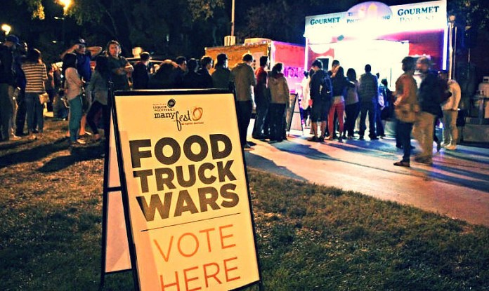 REMINDER: 2017 Winnipeg Food Truck Wars Takes Place This Weekend
