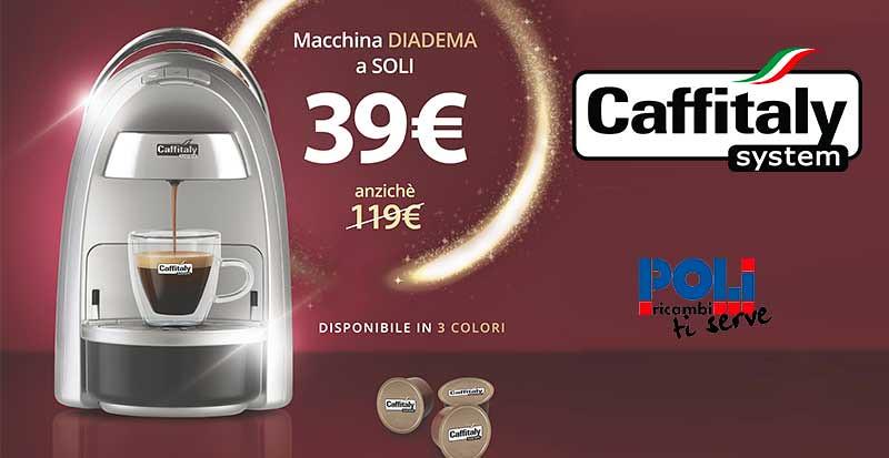 Promozioni macchine da caff Caffitaly offerta vendita online