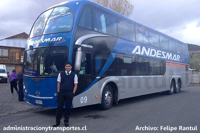 Felipe Rantul Andesmar Chile 09