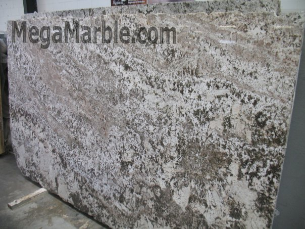 Brazilian Diamond Granite Slab
